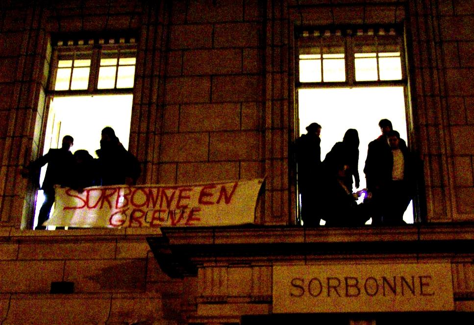 Sorbona Occupata
